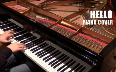 Piano Cover – Hello (Lionel Richie)
