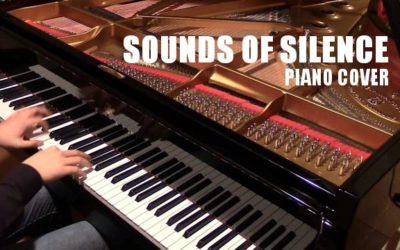 Piano Cover – Sounds of Silence (Simon & Garfunkel)