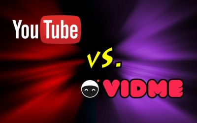 Vid.me Vs. YouTube